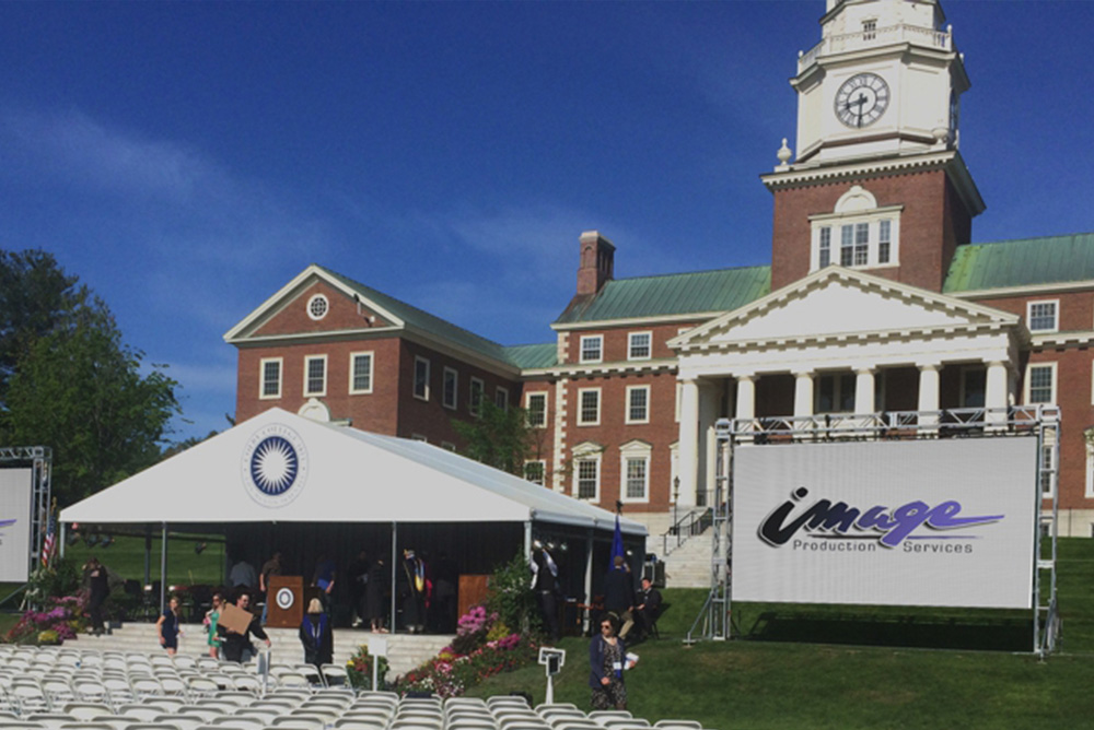 Colby College Commencements